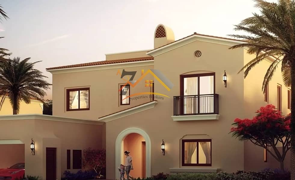 2 Close to Pool | Single Row | Corner Unit | 4BR | Independent Villa | La Quinta