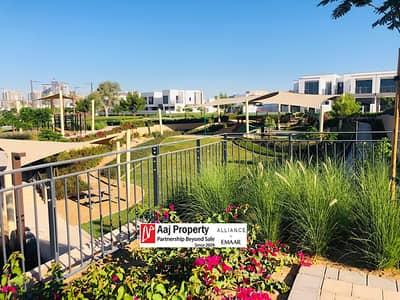 3 Bedroom Villa for Rent in Dubai Hills Estate, Dubai - Hottest Deal 4BR Park Facing Ready to Move in