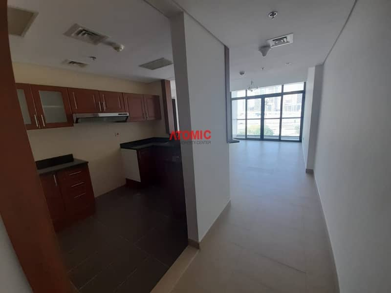 2 Unique Layout - 1BR Hall (780sqft) Balcony