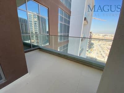 شقة 2 غرفة نوم للبيع في دبي هيلز استيت، دبي - Large Living & Balcony    Currently Rented
