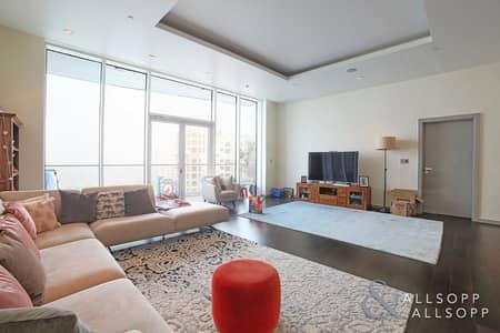 شقة 3 غرف نوم للبيع في نخلة جميرا، دبي - New | Three Beds | Upgraded | High Floor