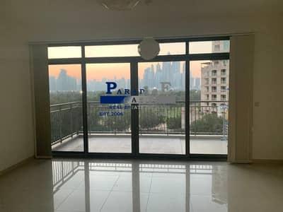 فلیٹ 3 غرف نوم للايجار في ذا فيوز، دبي - UNFURNISHED   2 PARKINGS   MIDFLOOR
