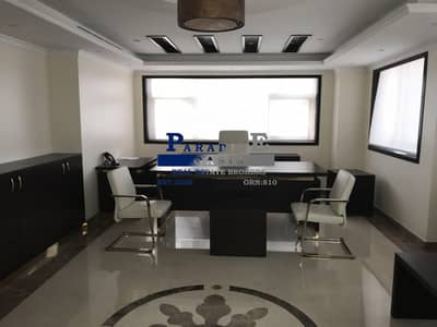 مکتب  للبيع في الخليج التجاري، دبي - Good Investment | Rented | Partitioned |