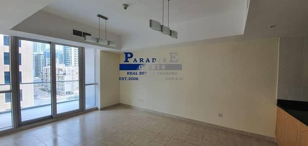 شقة 2 غرفة نوم للايجار في دبي مارينا، دبي - VACANT I UNFURNISHED I POOL & LAKE VIEW