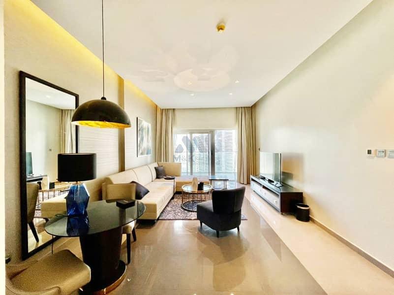 شقة في داماك ميزون ماجستين الخليج التجاري 1 غرف 65000 درهم - 4983453
