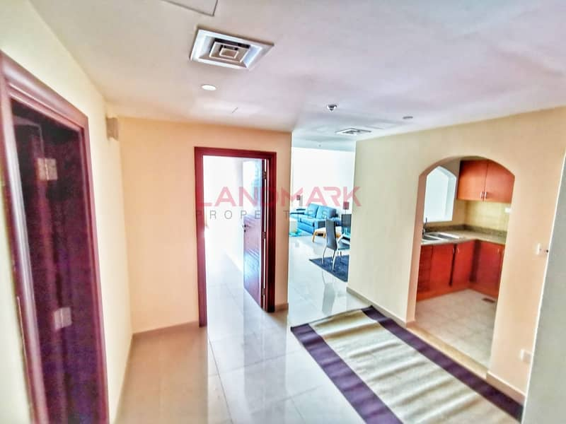 2 Furnished 1 Bedroom in Lakepoint For AED 45K