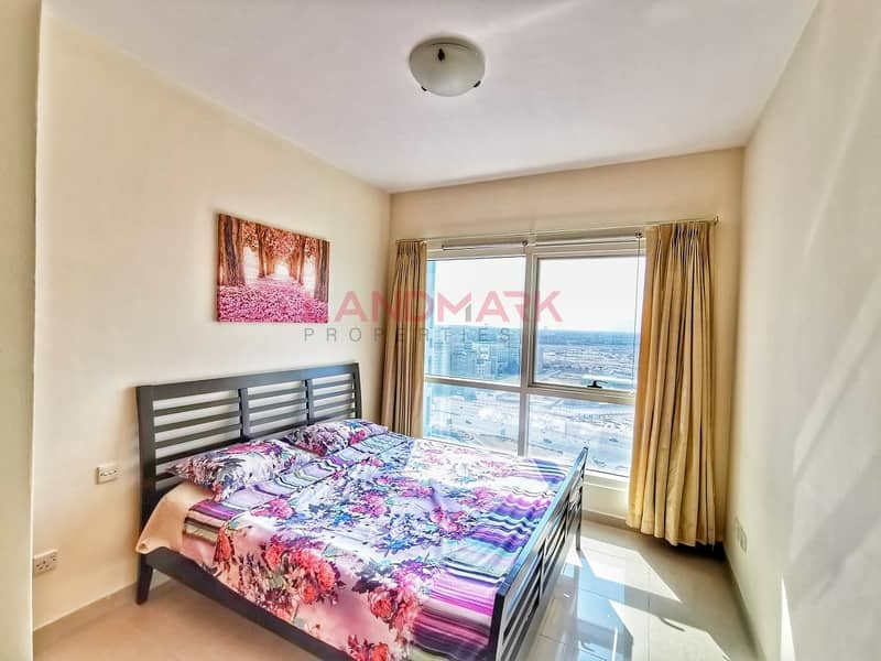 11 Furnished 1 Bedroom in Lakepoint For AED 45K