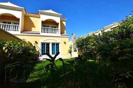 1 Bedroom Townhouse for Rent in Jumeirah Village Circle (JVC), Dubai - Upgraded   1 Bed Villa   Maintained Garden