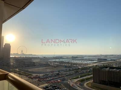1 Bedroom Apartment for Rent in Dubai Marina, Dubai - One Bedroom Full Sea View For Rent In Dubai Marina