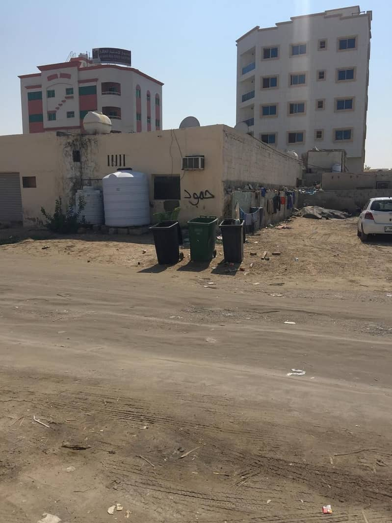 G+ 2 COMMERCIAL+RESIDENTIAL LAND FOR SALE IN BUSTAN