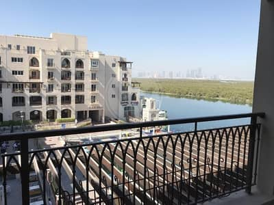 1 Bedroom Flat for Rent in Eastern Road, Abu Dhabi - Amazing view of the mangroves in this spacious 1 bed