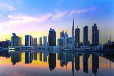 استوديو  للبيع في الخليج التجاري، دبي - Elegant design   studio type   Burj Khalifa view