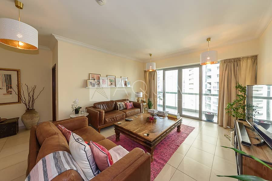 2 Maintained | Tenanted | Study Room | High Floor