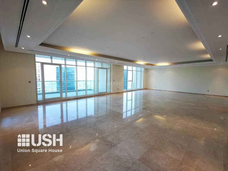 2 Exclusive 5 BR Penthouse in JLT | Panoramic view