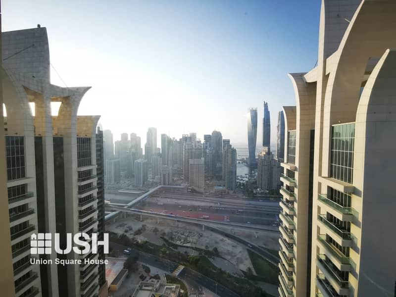 25 Exclusive 5 BR Penthouse in JLT | Panoramic view