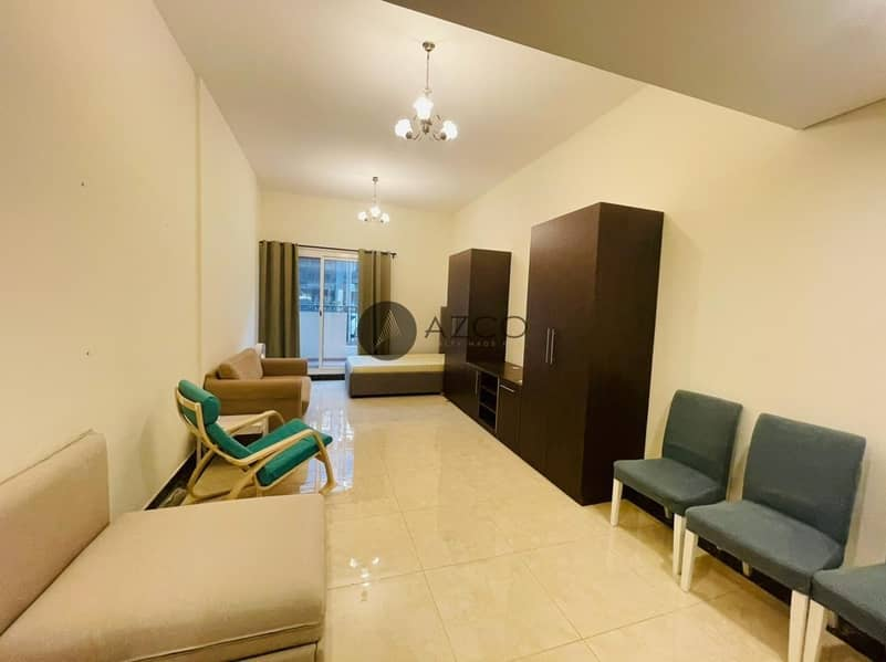2 Stunning Furnished Studio|Ready To MoveIn|Grab Now