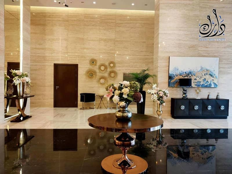 luxury apartment fully furnished | new offer ready to move