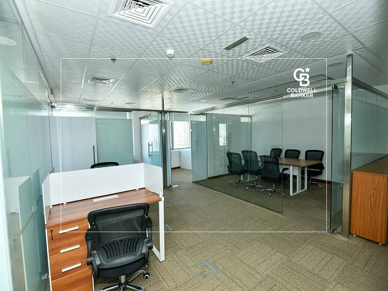 21 Mazaya Business Avenue AA1| Full Floor|Unfurnished