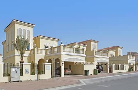 2 Bedroom Villa for Rent in Jumeirah Village Circle (JVC), Dubai - Beautiful large Nakheel Villas desirable address