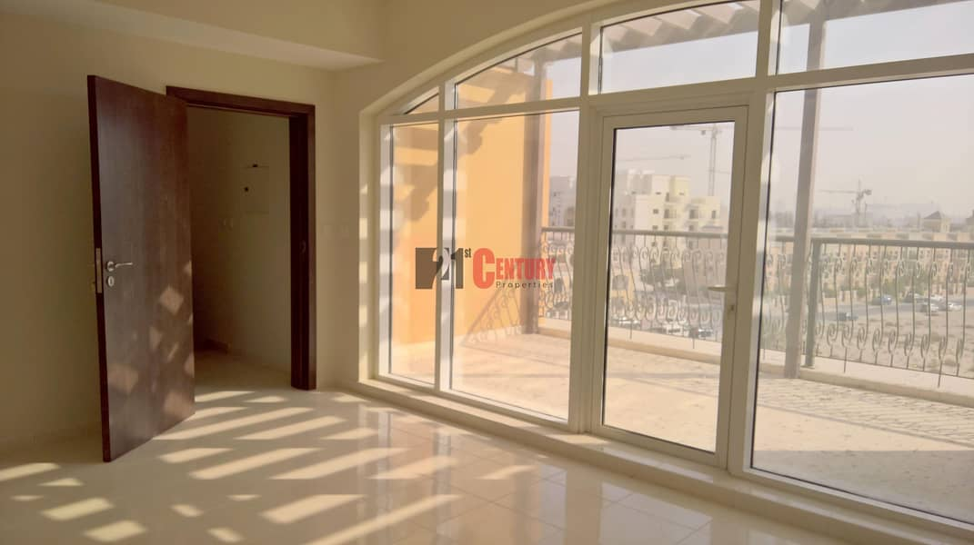 2 Well Maintained 2 bedroom  in Astoria Residency JVC