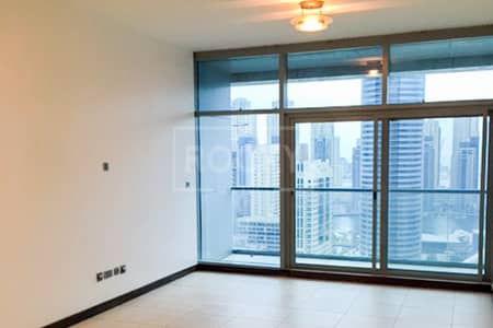 2 Bedroom Apartment for Sale in Jumeirah Lake Towers (JLT), Dubai - Vacant On Transfer | Spacious | Partial Lake View