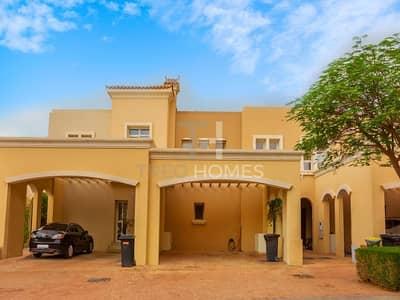 فیلا 3 غرف نوم للبيع في المرابع العربية، دبي - Single Row | 3bed+Study| Prime Location