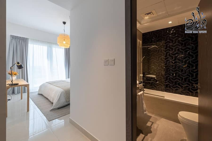 2 luxury apartment fully furnished | new offer ready to move