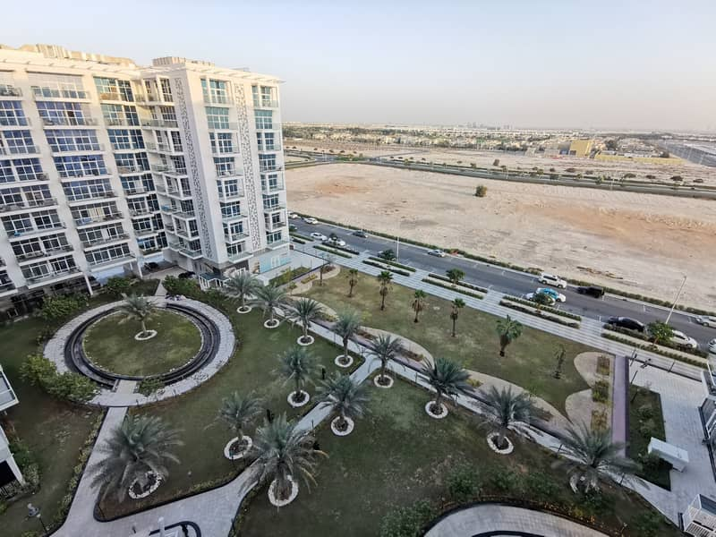 Full Garden View | Multiple Cheques | Mid Floor