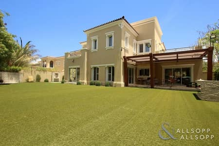 4 Bedroom Villa for Rent in Arabian Ranches, Dubai - 4 Bed | Extended and Upgraded | Backs Park
