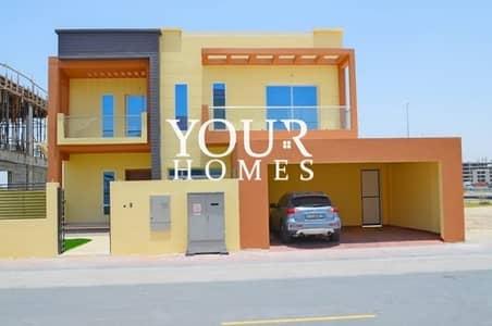 تاون هاوس 6 غرف نوم للبيع في مثلث قرية الجميرا (JVT)، دبي - MK | Brand New 5Bed+M+Driver Room | Ready to Move