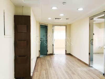Office for Rent in Defence Street, Abu Dhabi - Prime Location | Affordable | Fitted | 4 Cheques