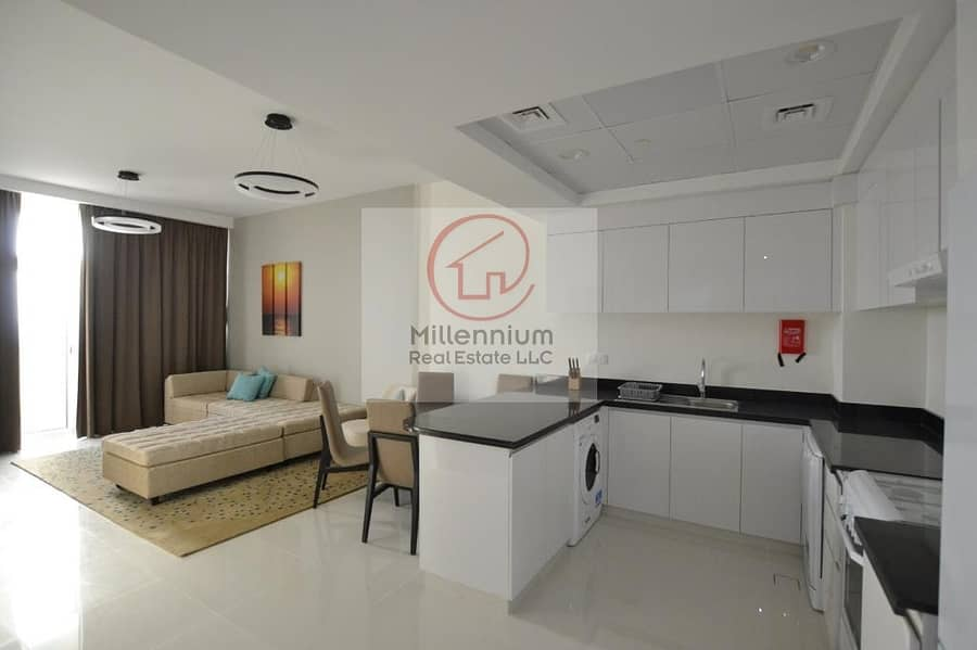 2 Brand New | 1 Bed Fully Furnished | High Floor for SALE