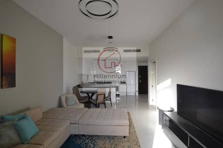 1 Bedroom Hotel Apartment for Sale in Jumeirah Village Circle (JVC), Dubai - Brand New | 1 Bed Fully Furnished | High Floor for SALE