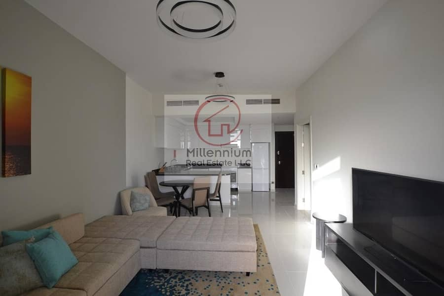 Brand New | 1 Bed Fully Furnished | High Floor for SALE