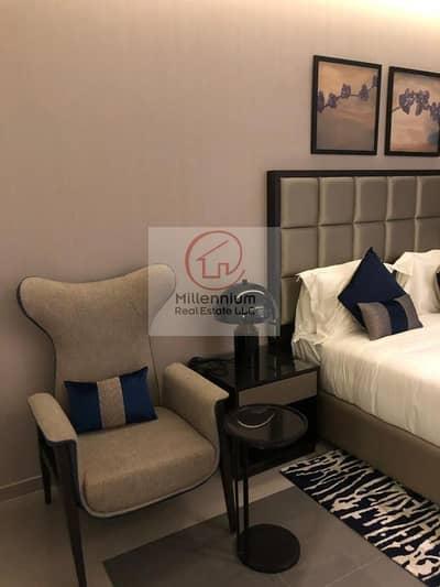 شقة فندقية  للايجار في الخليج التجاري، دبي - Studio Hotel Apartment for rent