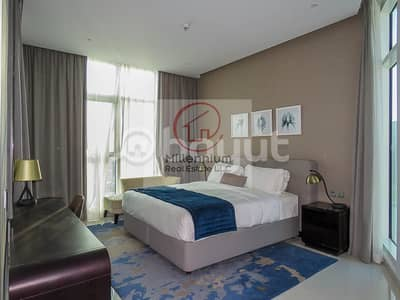 Hotel Apartment for Rent in Business Bay, Dubai - damac prive studo