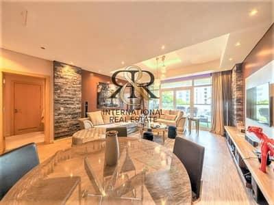 فلیٹ 1 غرفة نوم للبيع في نخلة جميرا، دبي - Fully Furnished | Spacious 2 Bedrooms with Balcony