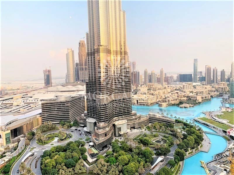 MASSIVE TWO BEDROOM  l  FULL BURJ KHALIFA VIEW