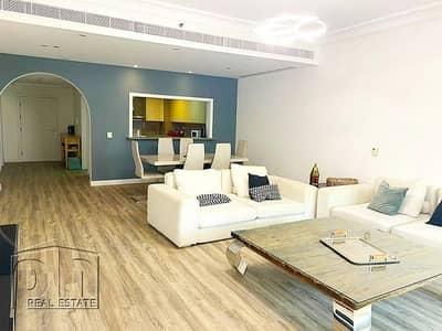 شقة 2 غرفة نوم للبيع في نخلة جميرا، دبي - F Type | Upgraded | Vacant On Transfer