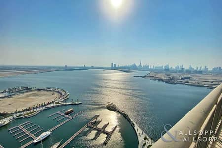 4 Bedroom Penthouse for Rent in The Lagoons, Dubai - 4 Bed Penthouse | Brand New | Skyline View