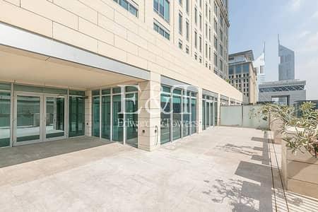 شقة 3 غرف نوم للبيع في مركز دبي المالي العالمي، دبي - Exquisite Fully Upgraded Apt with Terrace