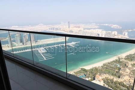 4 Bedroom Apartment for Sale in Dubai Marina, Dubai - Full Sea view I Upgraded I Best Unit I Vacant