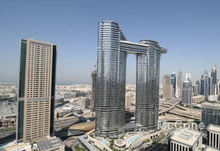 3 Bedroom Apartment for Sale in Downtown Dubai, Dubai - Exclusive | High Floor | Currently Rented @155k