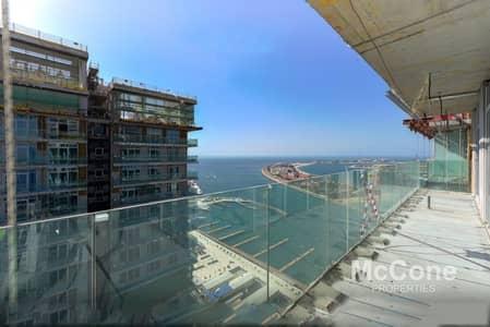 2 Bedroom Flat for Sale in Dubai Harbour, Dubai - Genuine Resale I 2BR Mid Floor I Dubai Eye Views