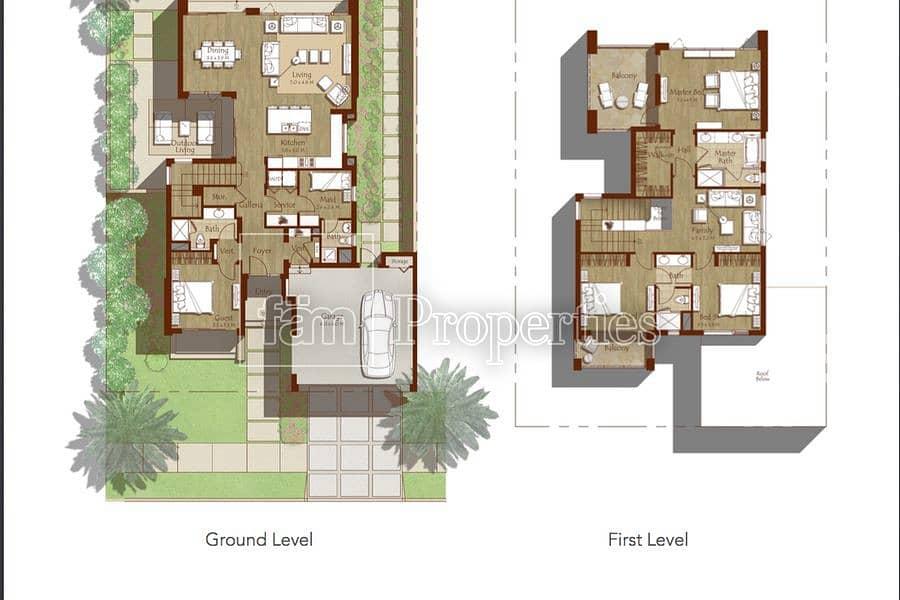 Sidra| 4br| single row| No Agents |rentd