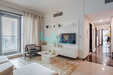 4 Bedroom Penthouse for Sale in Dubai Marina, Dubai - Sparkle 4-BR Penthouse|Duplex|29th Floor|Marina View