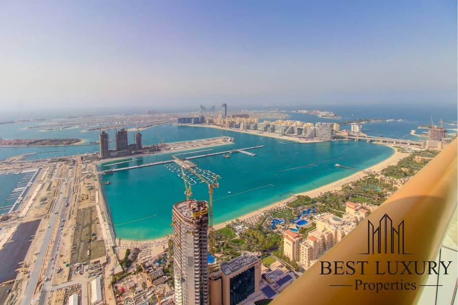 4th Highest tower | Outstanding views | Penthouse