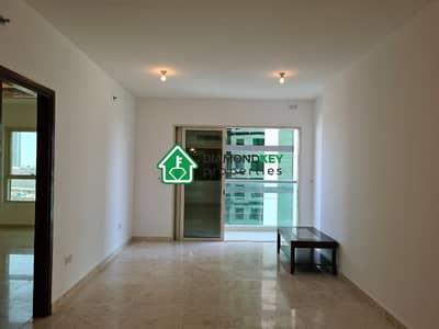 شقة 1 غرفة نوم للايجار في جزيرة الريم، أبوظبي - Beautiful 1 bedroom with balcony in Marina Square