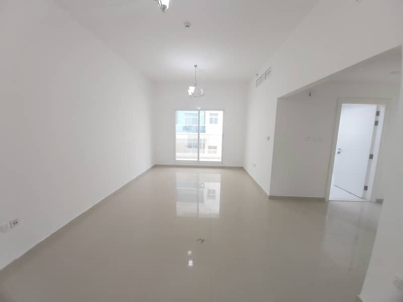 2BHK WITH HUGE AND LAVISH HALL PLUS COVERED PARKING 45K