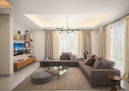 3 Bedroom Villa for Sale in Sharjah Garden City, Sharjah - Modern design*The most luxury 3-4 bedroom+maidsroom villa 5002sqft price : 185000 in sharjah garden city